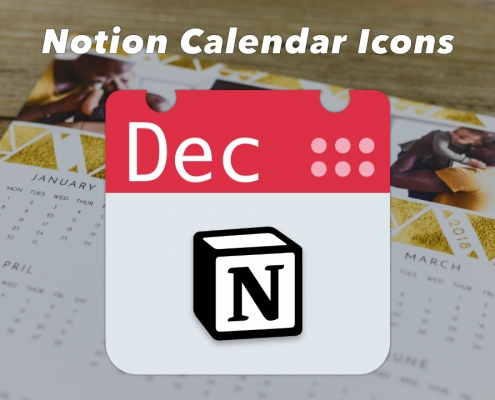 Notion calendar icon