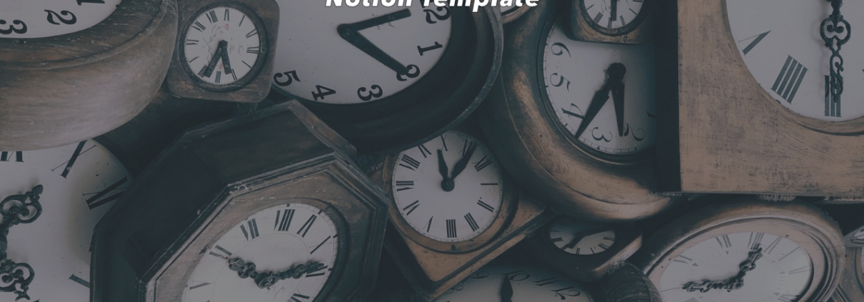 Events Notion Template