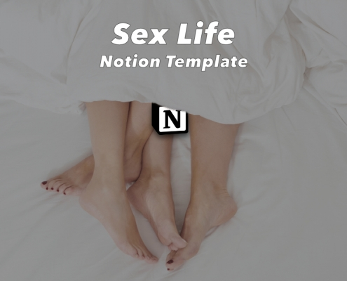 Sex Life Notion Template